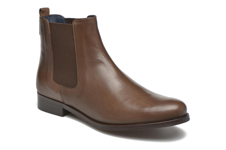 PintoDiBlu Broche (Marron) - Bottines et boots chez Sarenza (269371)