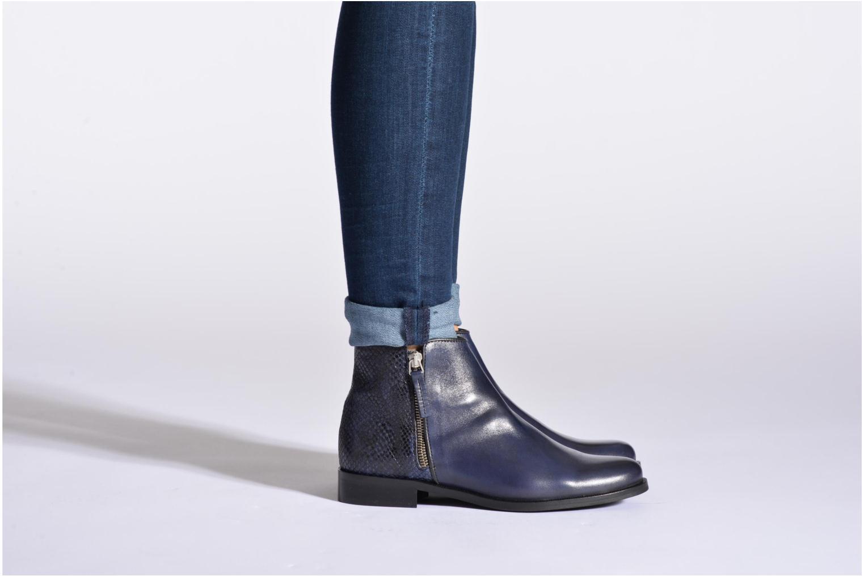 Boots en enkellaarsjes PintoDiBlu Marmara Blauw onder