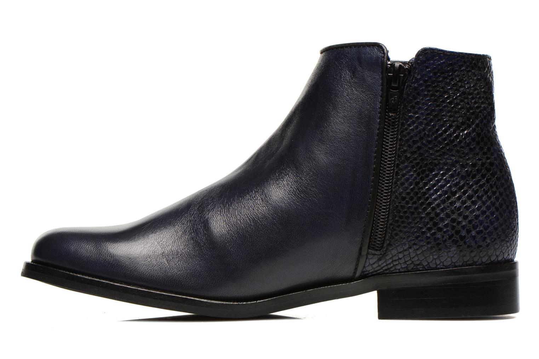 Boots en enkellaarsjes PintoDiBlu Marmara Blauw voorkant
