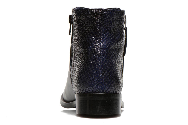 Boots en enkellaarsjes PintoDiBlu Marmara Blauw rechts