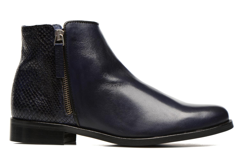 Boots en enkellaarsjes PintoDiBlu Marmara Blauw achterkant