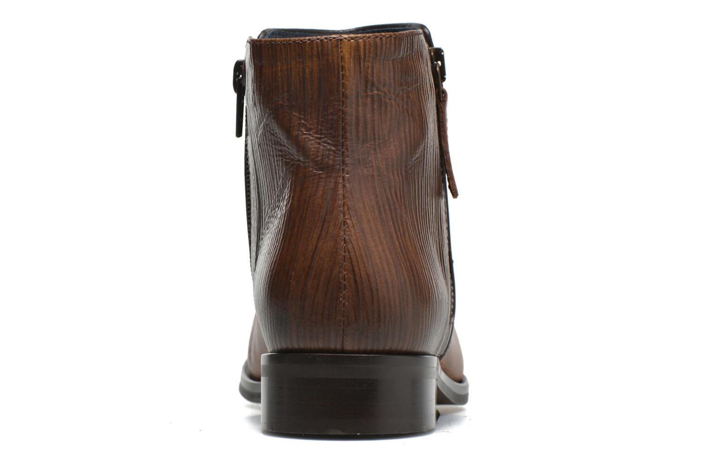 Bottines et boots PintoDiBlu Marmara Marron vue droite