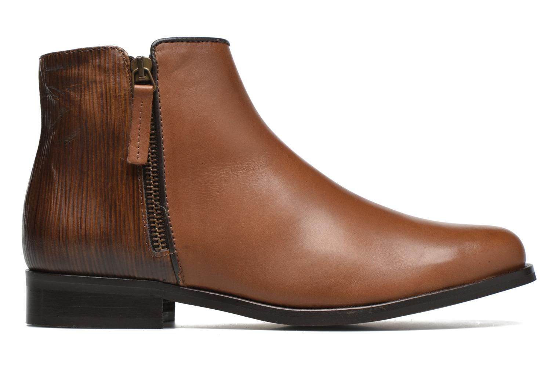 Boots en enkellaarsjes PintoDiBlu Marmara Bruin achterkant