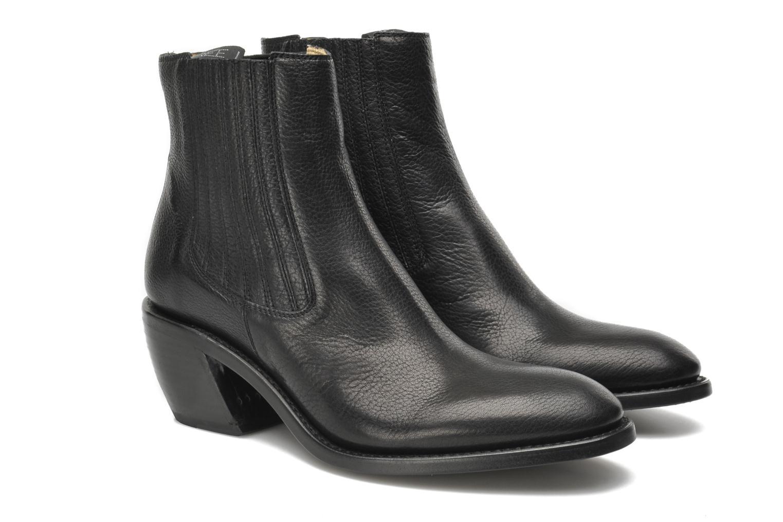 Stiefeletten & Boots Free Lance Iona 7 Jodphur schwarz 3 von 4 ansichten