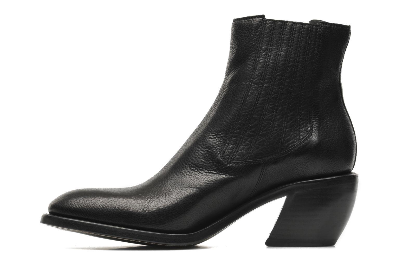 Stiefeletten & Boots Free Lance Iona 7 Jodphur schwarz ansicht von vorne