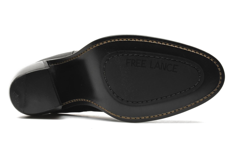 Stiefeletten & Boots Free Lance Iona 7 Jodphur schwarz ansicht von oben