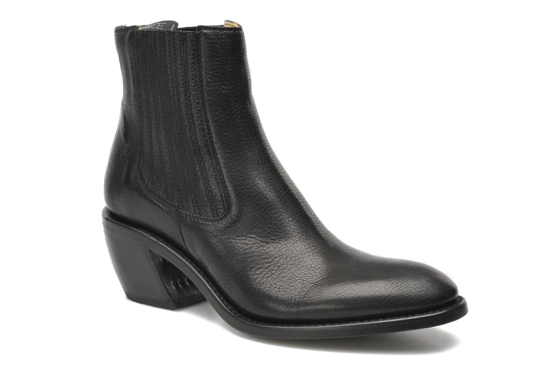 Stiefeletten & Boots Free Lance Iona 7 Jodphur schwarz detaillierte ansicht/modell
