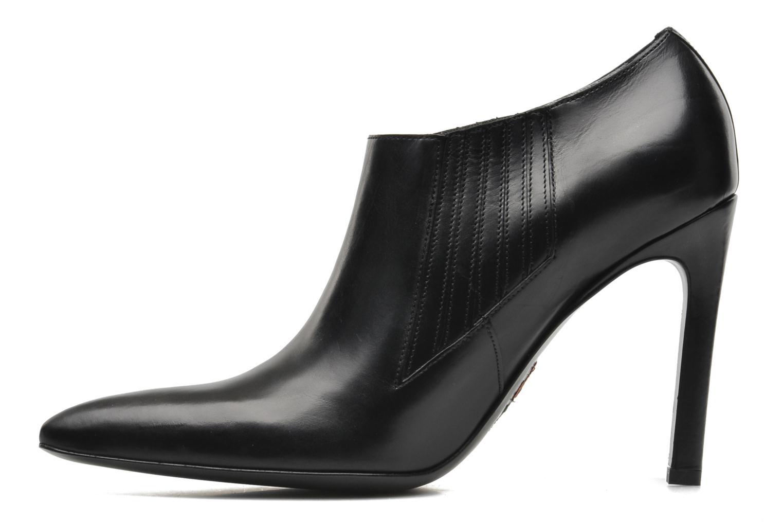 Bottines et boots Free Lance Forel 9 Loafer Noir vue face