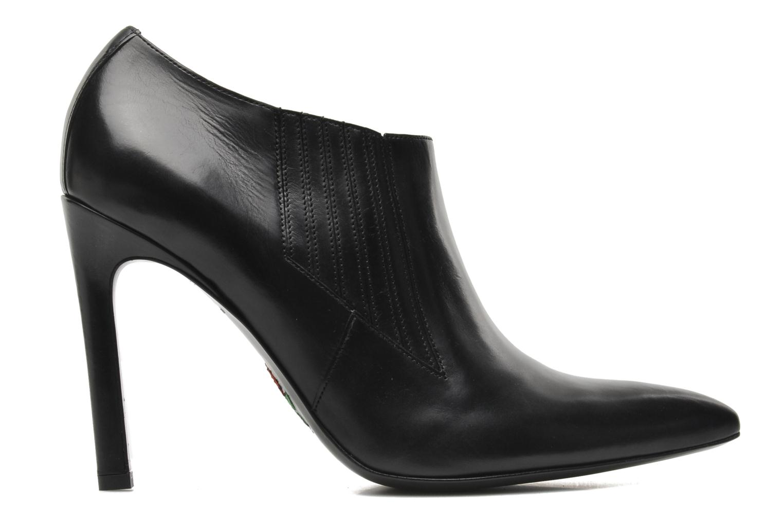 Boots en enkellaarsjes Free Lance Forel 9 Loafer Zwart achterkant