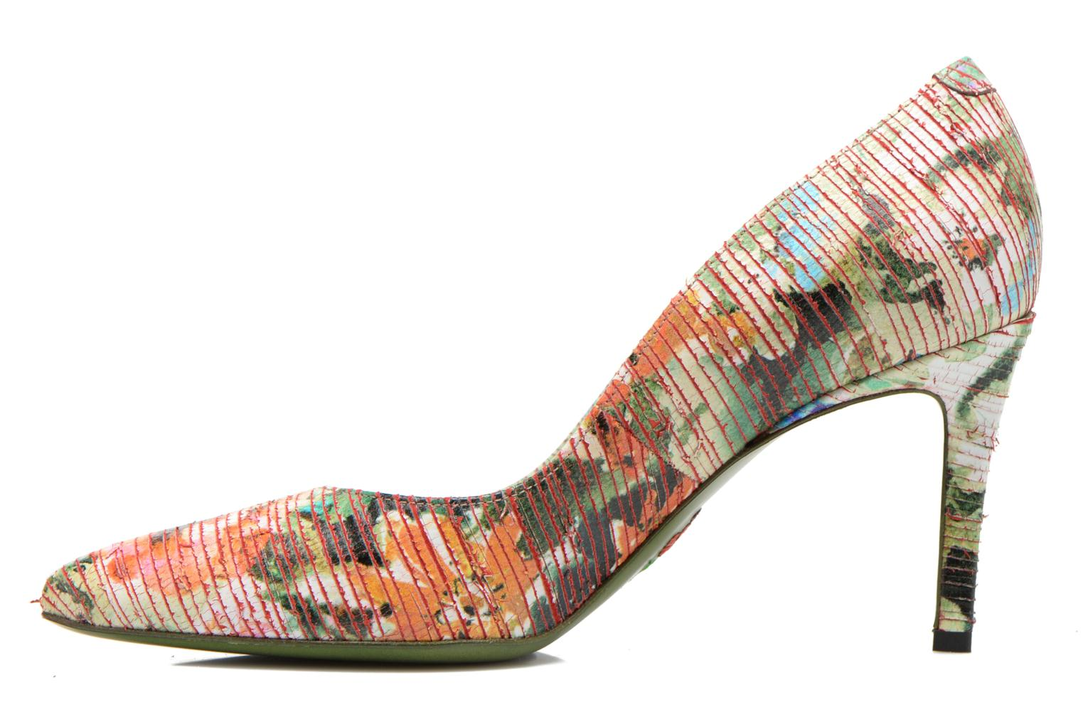High heels Free Lance Itlys 7 Pumps Multicolor front view