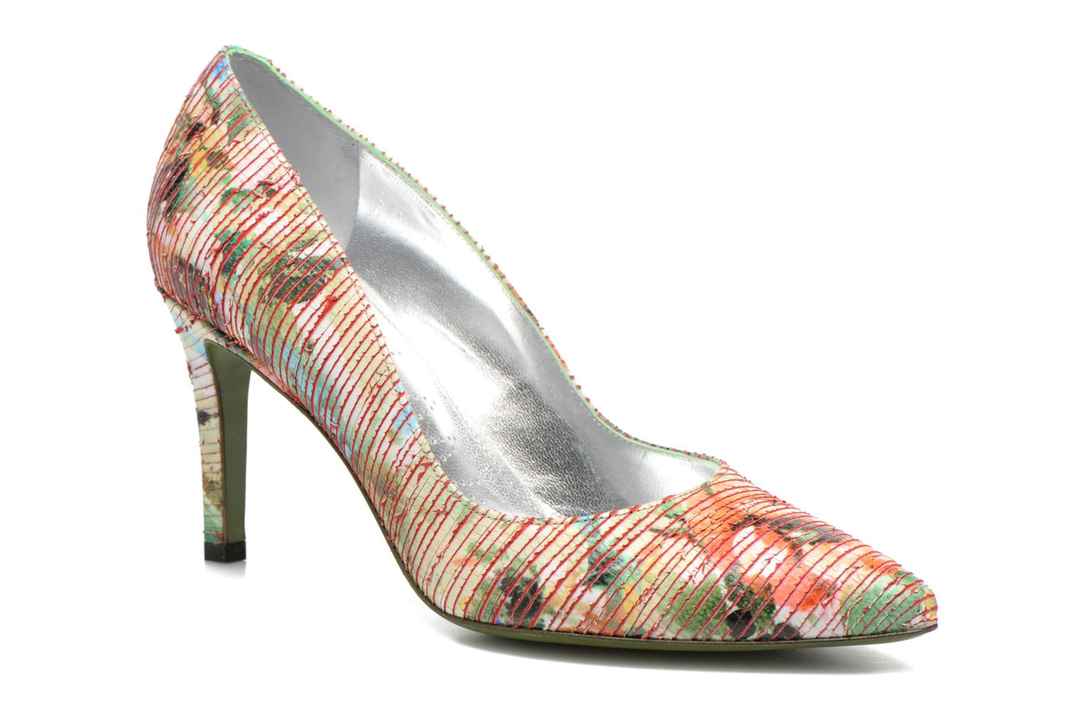 High heels Free Lance Itlys 7 Pumps Multicolor detailed view/ Pair view