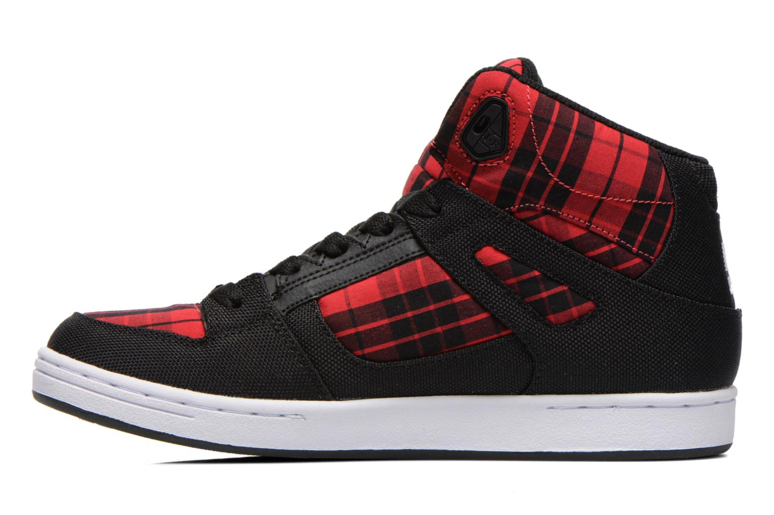 REBOUND TX SE Black/Red Plaid