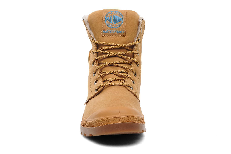 Boots en enkellaarsjes Palladium Pampa Sport Wps Beige model