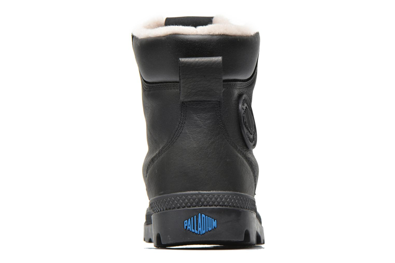 Bottines et boots Palladium Pampa Sport Wps Noir vue droite