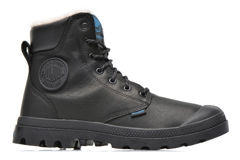 Boots en enkellaarsjes Palladium Pampa Sport Wps Zwart achterkant
