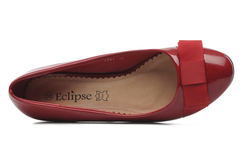 Ballerine Clemence Rouge