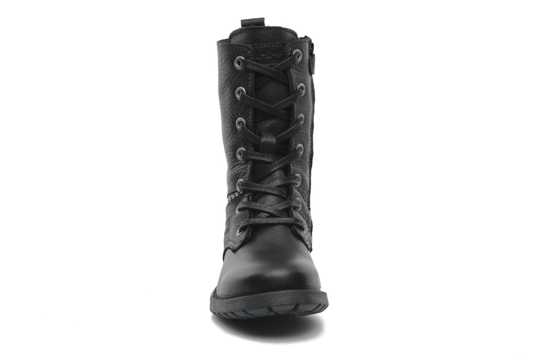 Bottines et boots P-L-D-M By Palladium Cassy Noir vue portées chaussures