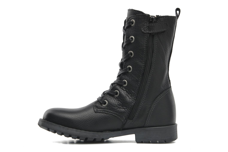Bottines et boots P-L-D-M By Palladium Cassy Noir vue face