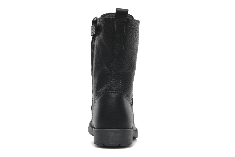Bottines et boots P-L-D-M By Palladium Cassy Noir vue droite