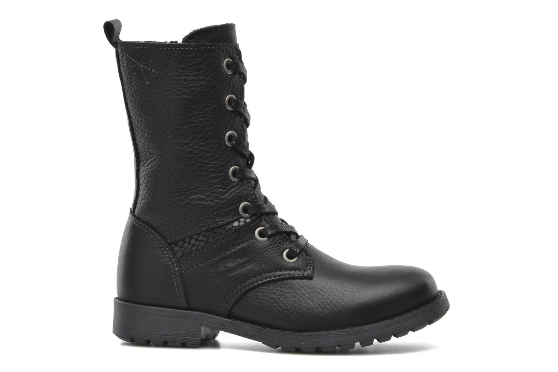 Bottines et boots P-L-D-M By Palladium Cassy Noir vue derrière