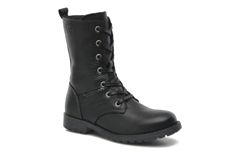 Bottines et boots P-L-D-M By Palladium Cassy Noir vue détail/paire
