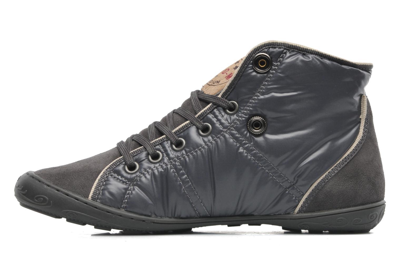 Sneakers P-L-D-M By Palladium Gaetane Tfl Grijs voorkant