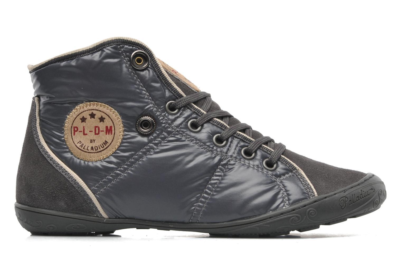 Sneakers P-L-D-M By Palladium Gaetane Tfl Grijs achterkant