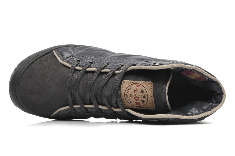 Sneakers P-L-D-M By Palladium Gaetane Tfl Grijs links