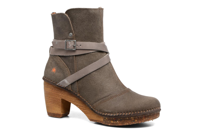 Bottines et boots Art Amsterdam 343 Gris vue détail/paire