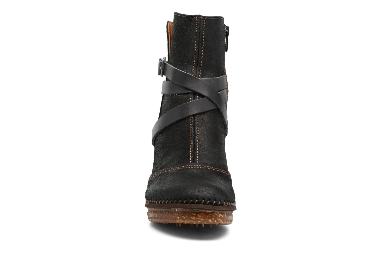 Ankle boots Art Amsterdam 343 Black model view