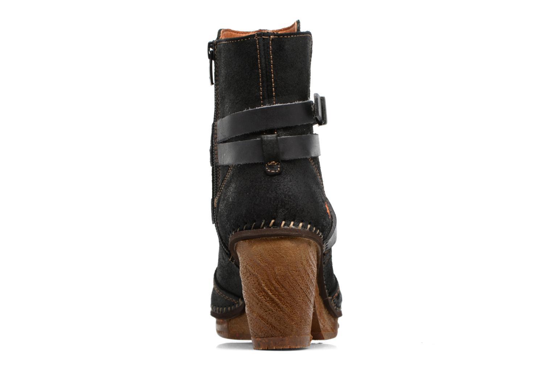 Bottines et boots Art Amsterdam 343 Noir vue droite