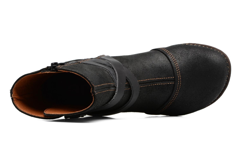 Bottines et boots Art Amsterdam 343 Noir vue gauche