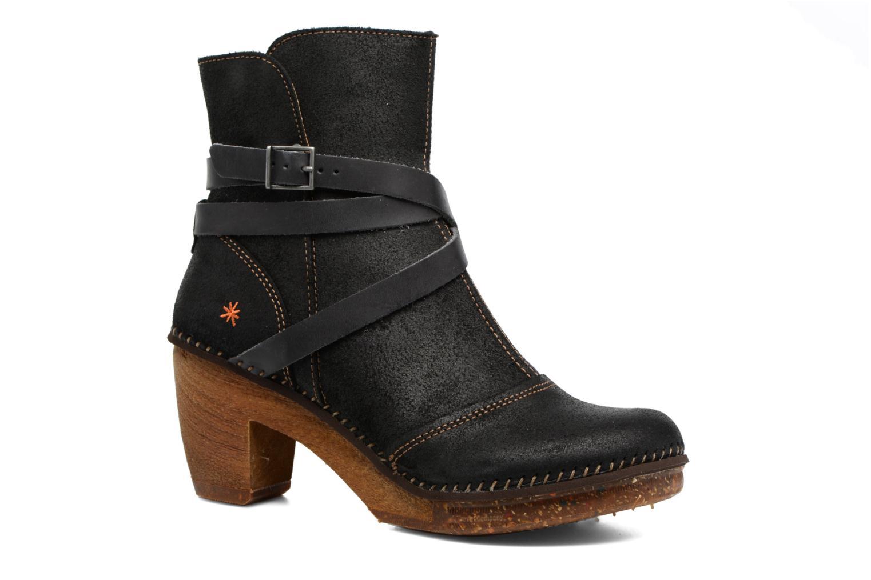 Bottines et boots Art Amsterdam 343 Noir vue détail/paire