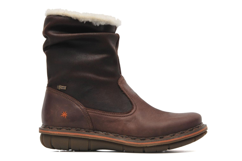 Bottines et boots Art Assen 433 Marron vue derrière