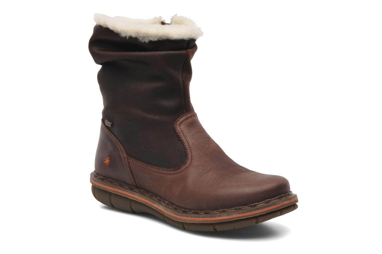 Bottines et boots Art Assen 433 Marron vue détail/paire