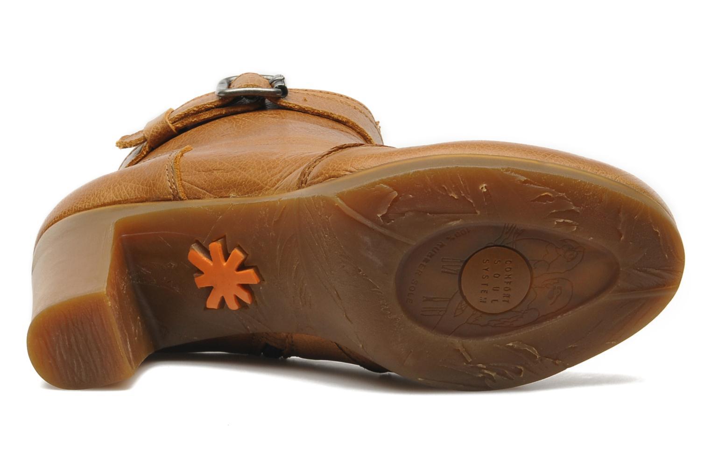 Bottines et boots Art Rio 296 Marron vue haut