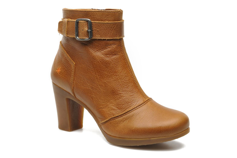 Bottines et boots Art Rio 296 Marron vue détail/paire