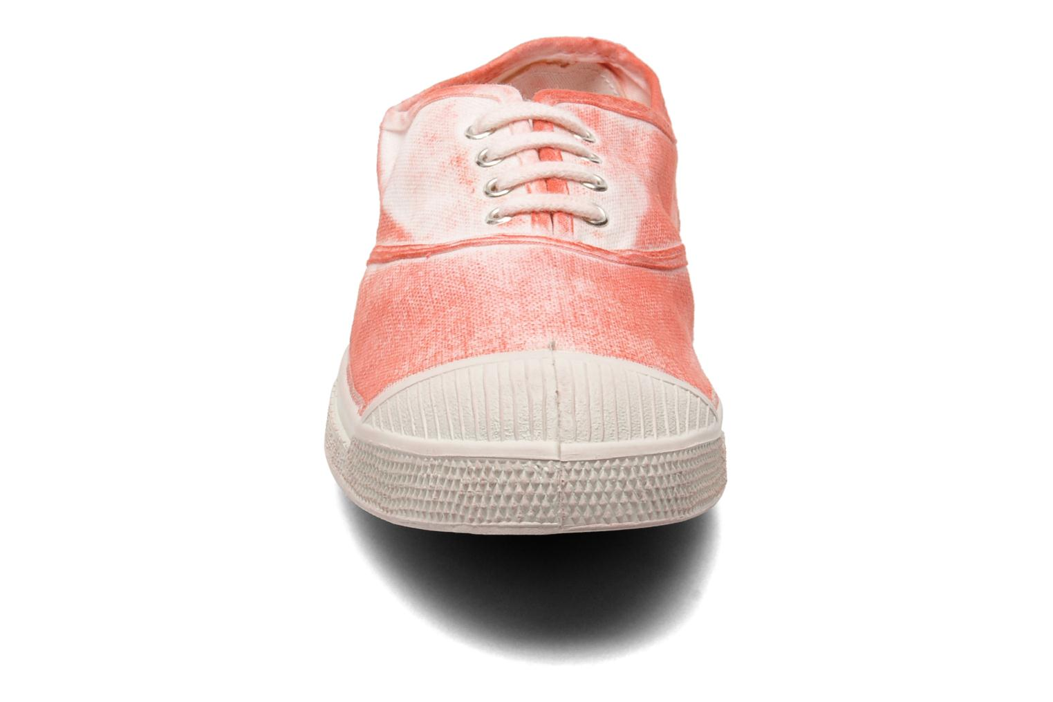 Trainers Bensimon Tennis Nuage Red model view