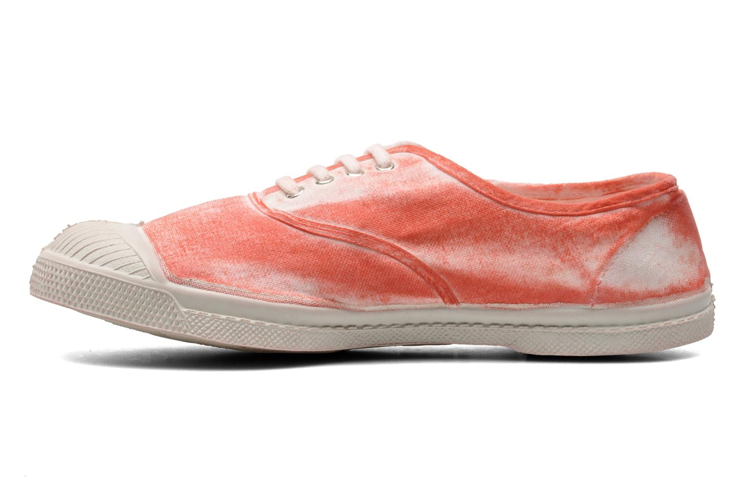 Trainers Bensimon Tennis Nuage Red front view