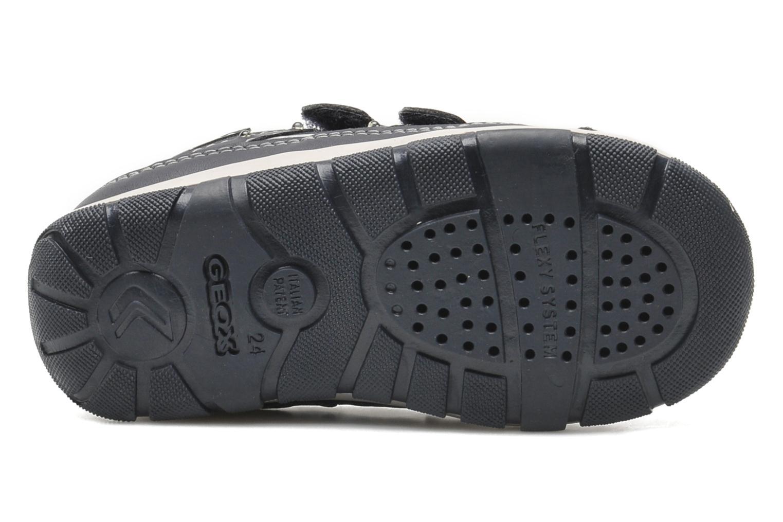 Sneakers Geox B SHAAX A Azzurro immagine dall'alto
