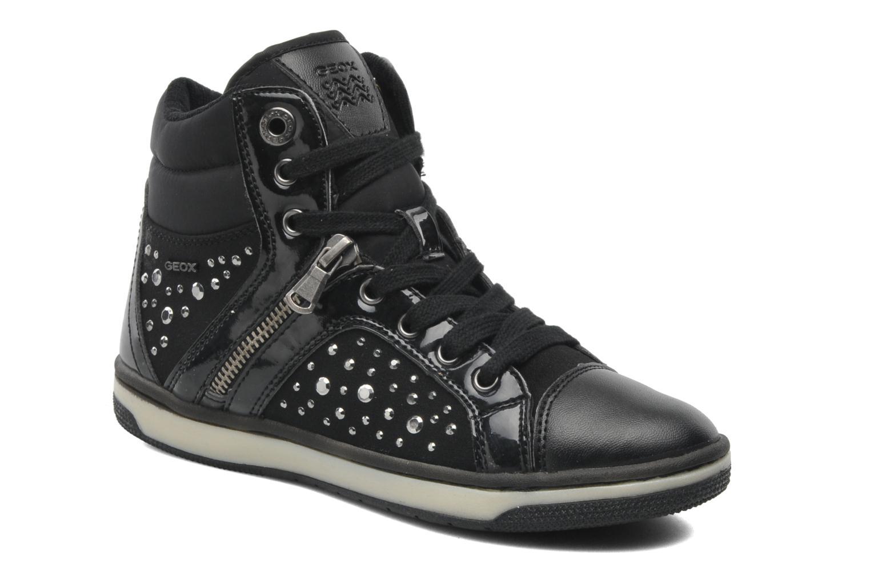 Sneakers Geox JR CREAMY C Nero vedi dettaglio/paio