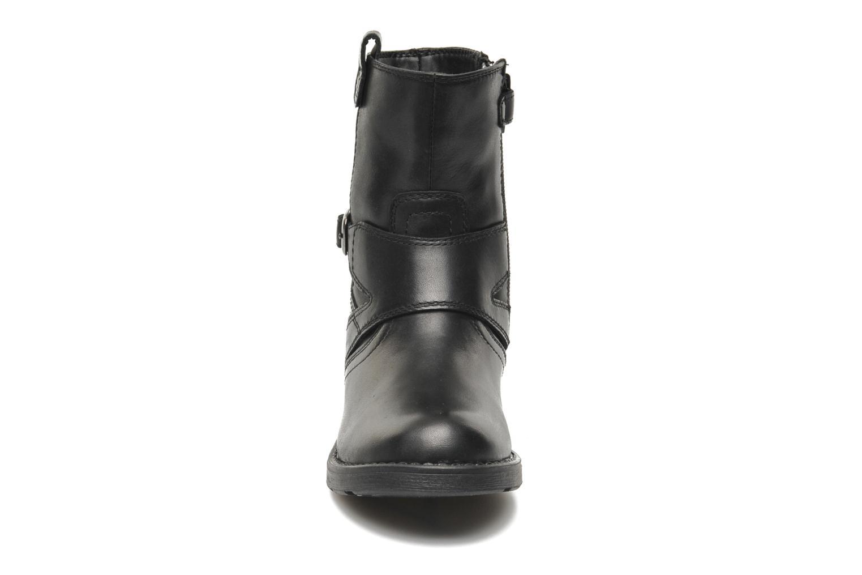 Stiefeletten & Boots Geox JR SOFIA B ABX D schwarz schuhe getragen