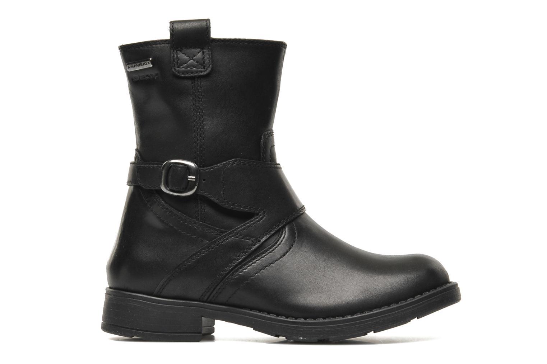 Boots en enkellaarsjes Geox JR SOFIA B ABX D Zwart achterkant