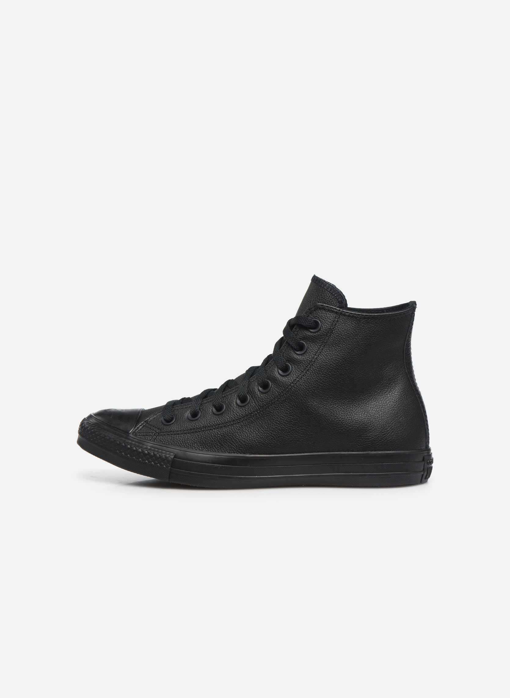 Chuck Taylor All Star Mono Leather Hi M Noir
