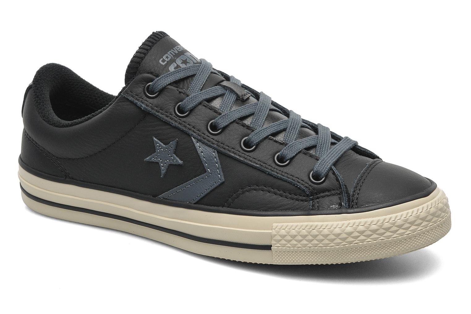 converse star player tonal leather ox m