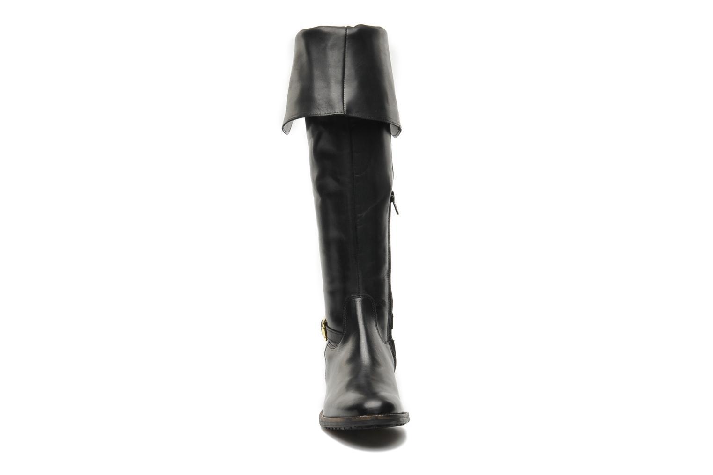 Boots & wellies Eden LOU Black model view