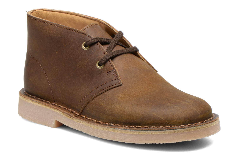 Desert Boot Boy Beeswax