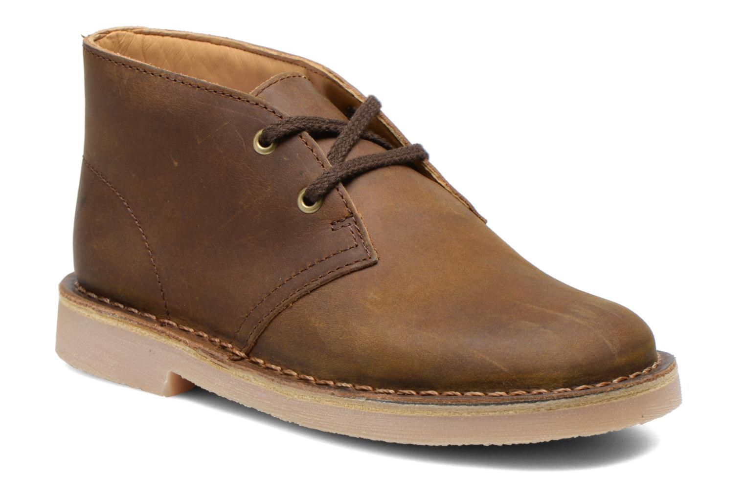Desert Boot Boy Beeswax