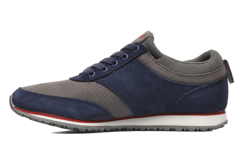 Sneakers Polo Ralph Lauren Ponteland Azzurro immagine frontale