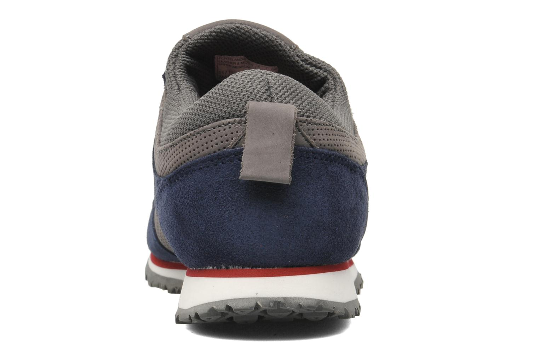 Sneakers Polo Ralph Lauren Ponteland Azzurro immagine destra